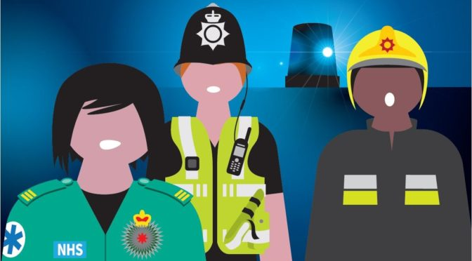 Police Community Contact Points – Keep Smiling!