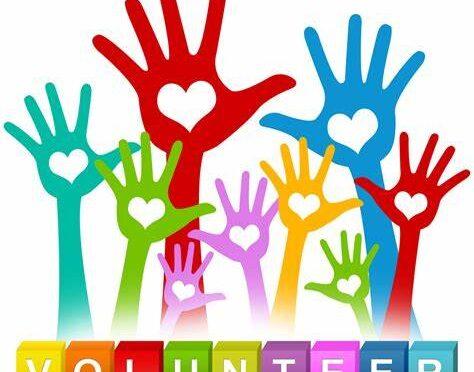 Volunteering Opportunity: Keep Smiling, Keep Sharing!